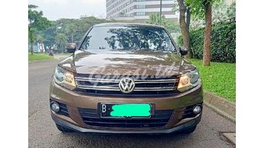 2015 Volkswagen Tiguan trenline