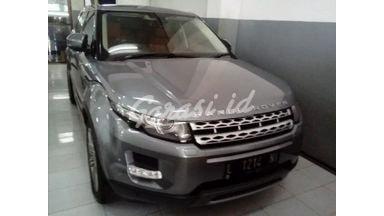 2011 Land Rover Range Rover Evoque Dynamux luxury - Harga Nego Bisa Dp Minim