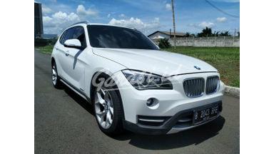 2014 BMW X1 S drive