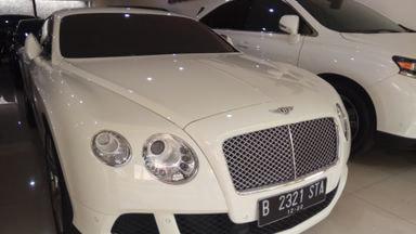 2012 Bentley Continental GT - Elegan dan Mewah Istimewa
