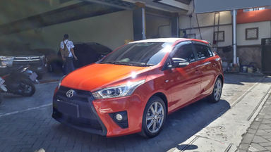 2015 Toyota Yaris G - Mobil Pilihan