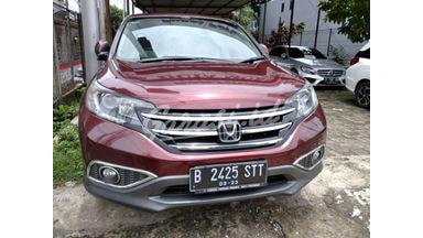 2013 Honda CR-V E