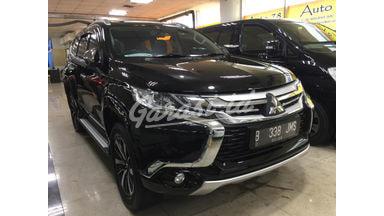 2016 Mitsubishi Pajero Sport Dakar limited