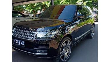 2015 Land Rover Range Rover Vogue LWB - Unit Bagus Bukan Bekas Tabrak