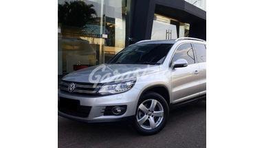 2014 Volkswagen Tiguan 1.4 - Langsung Tancap Gas