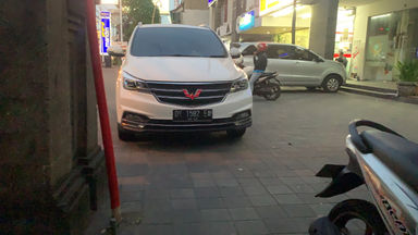 2018 Wuling Cortez Lux 1,8 A Bensin - Good Condition