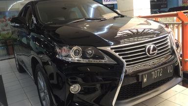 2013 Lexus RX RX - Like New Tdp Rendah