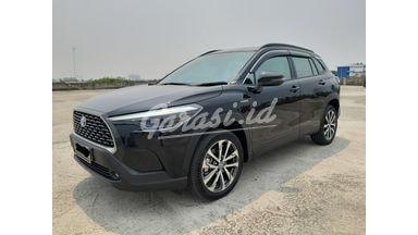 2020 Toyota Corolla CROSS HYBRID - Mobil Pilihan