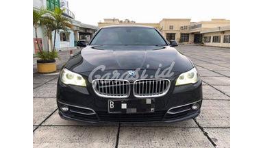 2014 BMW 5 Series 520i