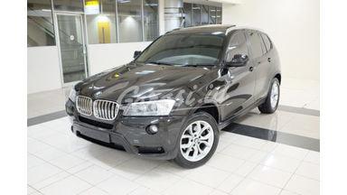 2013 BMW X3 Xdrive - Antik