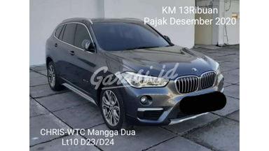 2017 BMW X1 1.5 - SIAP PAKAI!