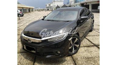 2016 Honda Civic E Turbo