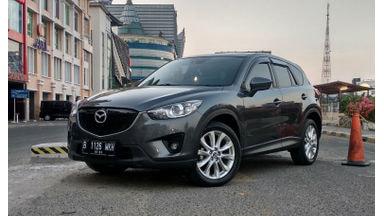 2013 Mazda CX-5 Grand Touring - termurah nopol genap siap pakai