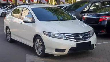 2013 Honda City E - Mobil Pilihan