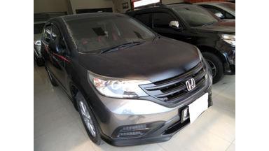 2013 Honda CR-V 2.0 - SIAP PAKAI!