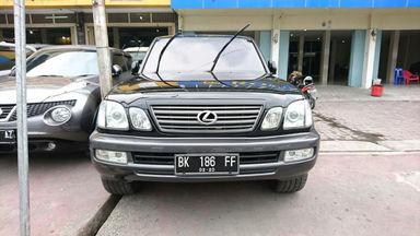 2003 Lexus LX 470 V8 - Mulus Banget