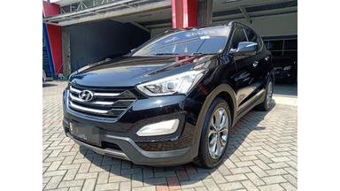 2012 Hyundai Santa Fe CRDI - Mesin ok siap pakai