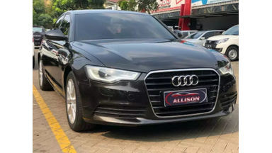 2013 Audi A6 TFSI - Istimewa Siap Pakai
