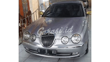 2000 Jaguar S-Type S - Terawat Siap Pakai