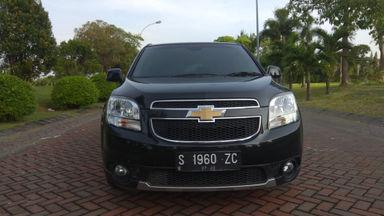 2012 Chevrolet Orlando LT 1.5L Automatic - dijamin murah dan jarang yang punya