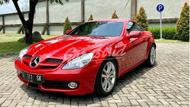 2010 Mercedes Benz Slk Grand Edition - LIMITED FULL OPT