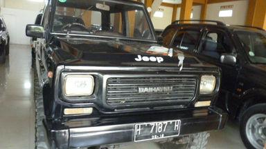 1988 Daihatsu Taft 4X4 - SIAP PAKAI