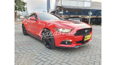 2017 Ford Mustang Ecobost - Jarak Tempuh Rendah