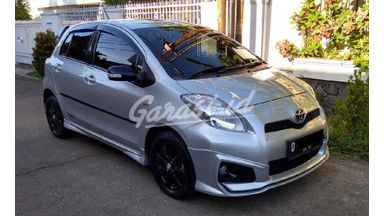 2012 Toyota Yaris S Limited TRD Sportivo Facelift - Ok Buanget