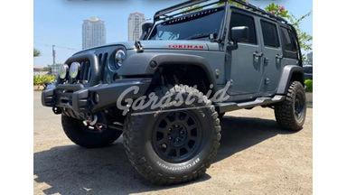 2014 Jeep Wrangler Sport 4x4 - Tangguh Super Istimewa
