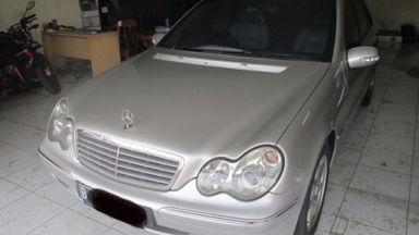 2003 Mercedes Benz C-Class C240 - SIAP PAKAI!