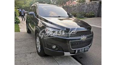 2011 Chevrolet Captiva VCDi - Elegance Istimewa No PR TDP Low