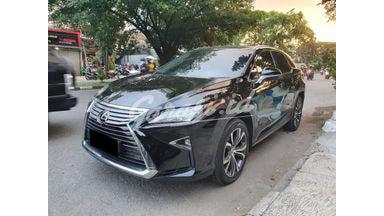 2017 Lexus RX 200 T - Mobil Pilihan