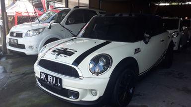 2012 MINI Cooper S - Barang Istimewa