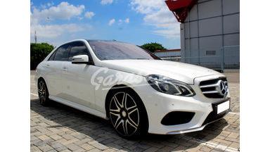 2016 Mercedes Benz E-Class e400 amg