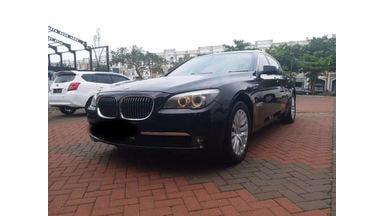2011 BMW 7 Series 740LI - Siap Pakai