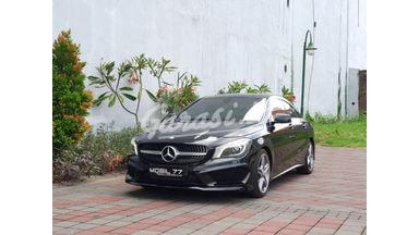 2015 Mercedes Benz CLA-Class 200 AMG