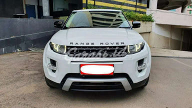 2012 Land Rover Range Rover Evoque Dynamic Luxury Si4 - Siap Pakai