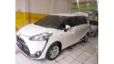2017 Toyota Sienta G - Terawat & Siap Pakai
