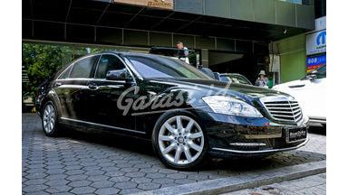 2010 Mercedes Benz S-Class S500L V8