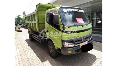 2017 Hino Dump Truck 130 HD - SIAP PAKAI !