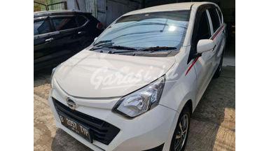 2019 Daihatsu Sigra X Matic