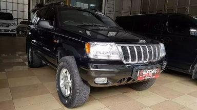 2000 Jeep Grand Cherokee - Unit Istimewa Antik