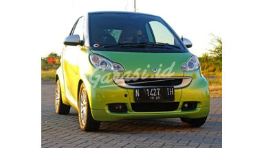 2010 Mercedes Benz Smart Fortwo Panoramic