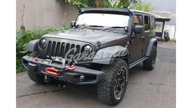 2013 Jeep Wrangler Unlimited rubicon anniversary - Tangan pertama, Dijual Cepat