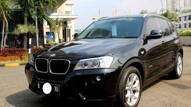2014 BMW X3 AT - Mobil Sangat Siap Pakai Harga TERJANGKAU (s-0)