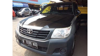 2013 Toyota Hilux PICK UP - Barang Bagus Dan Harga Menarik