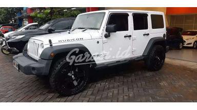 2012 Jeep Wrangler Unlimited Rubicon - Siap Pakai