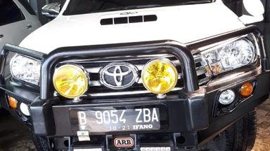 2016 Toyota Hilux V - Kondisi Ok