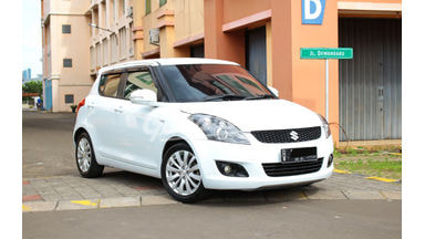2016 Suzuki Swift GS