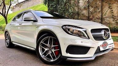 2015 Mercedes Benz GLA GLA45 - SIAP PAKAI!